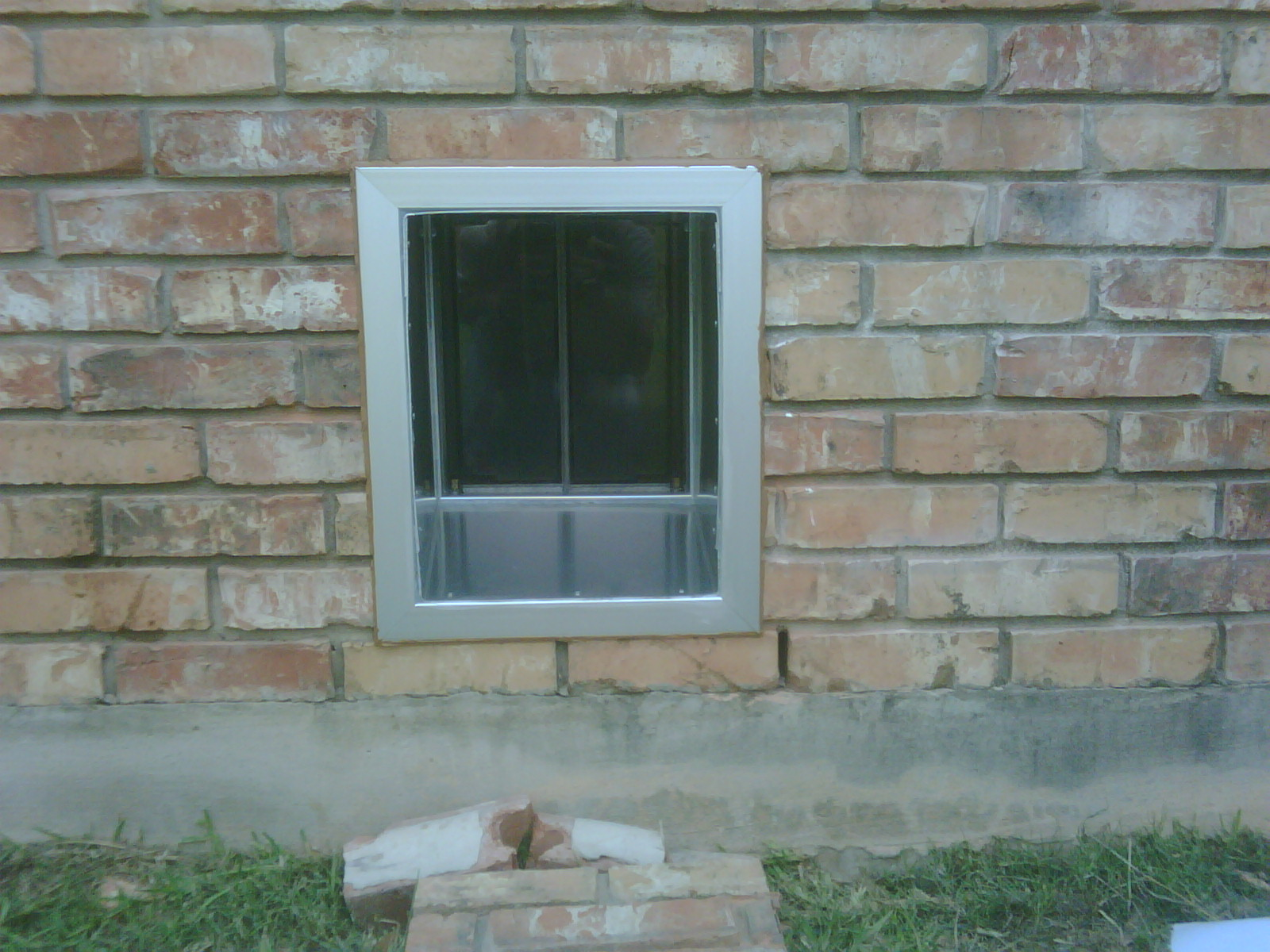 San Antonio Dog Doors In Walls Installation Gallery