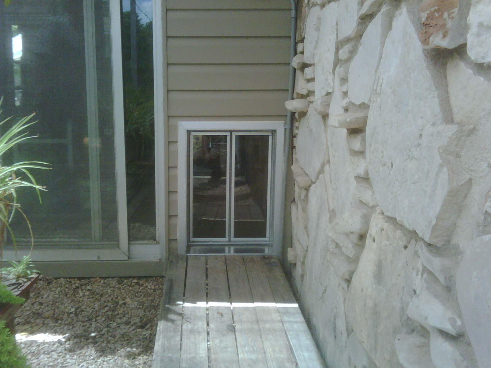 Dog Door Installation Service